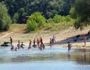Специалисты проверили качество воды в водоёмах Пинщины