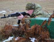 В Пинском районе стреляют