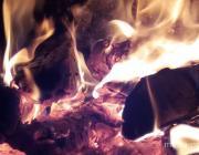 Сарай в Малых Орлах загорелся не сам. Не исключается поджог