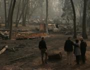 В результате небывалых пожаров в Калифорнии пропало без вести 1276 человек