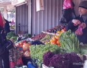 Белорусские овощи нового урожая в Пинске. Где найти