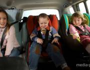Пристальное внимание ГАИ – маленьким пассажирам
