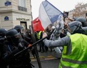 Небывалые протесты против властей во Франции