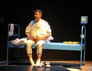 В Пинске с аншлагом прошёл юбилейный показ спектакля «Радзiва «Прудок»