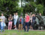 Где прописались дивизионные пушки из Ольманских болот