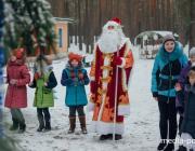 Вскоре заработает резиденция Деда Мороза на Белом озере