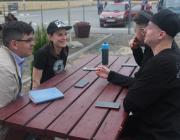 Рок-группа Akute о клубничном фесте: «Мы такие движухи поддерживаем»