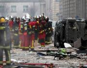 В центре Парижа произошел взрыв в пекарне: трое погибших, 47 пострадавших
