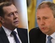 Румас и Медведев обсудили ситуацию с поставкой нефти