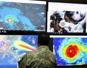 Сильнейший из всех когда-либо наблюдавшихся в Атлантическом океане ураганов обрушился на Карибы