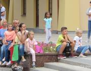 Вместе с Рафаэлем по Пинску гуляет Тамерлан