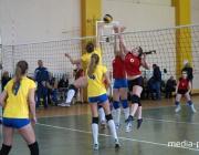 В Лунинце пройдёт международный турнир по волейболу среди девушек