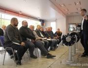 В Пинске прошёл семинар мирового производителя транспортного оборудования