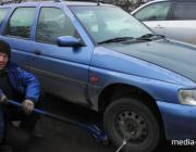 «Некоторые «переобули» авто ещё в октябре»: как встретили зиму автомобилисты