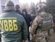 Белорусского контрабандиста задержали в Украине