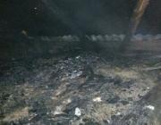 Завершено расследование уголовного дела о поджоге в новогоднюю ночь