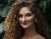 Лунинчанка cразится за титул самой красивой девушки Полесья