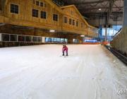 В Минске построят крытый лыжный манеж, где можно кататься даже летом. Вот где он будет