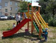 В Пинске появился «Сочный дворик»