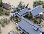 Последствия тайфуна в Японии: несколько десятков погибших и разрушенная инфраструктура