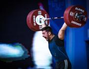 20-летний белорус стал чемпионом мира по тяжелой атлетике