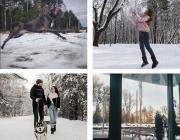 Зима - это не только холод, или ТОП-10 снимков первой декады февраля
