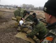 Ситуация в зоне АТО обостряется, боевики пытаюся захватить Широкино