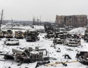 Кладбище ополченцев в Донецке. Могилы №2176, 2178…