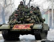 Басурин: Украинская армия отступает в районе Дебальцево и несет потери