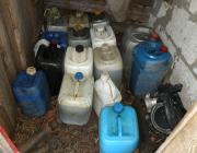 На Пинщине механизатор похитил полторы тонны дизтоплива