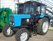 В Пинском районе трактор наехал на механизатора