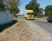 Будут ли тротуары около новой детской поликлиники в Лунинце