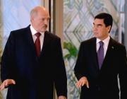 Лукашенко отправляется в Туркменистан торжественно открывать калийный комбинат