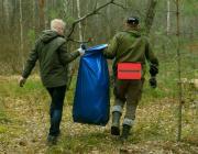 Санитарный день в Ольманских болотах