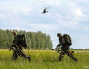Беларусь, Россия и Египет впервые проведут совместные учения десантников