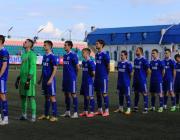 Микашевичская команда теряет очки в матче с ФК «Слоним-2017»