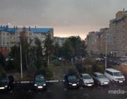 Над Пинском прошёл ураган