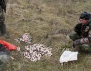 Браконьер наловил рыбы на 2 тыс долларов. Возбудили дело