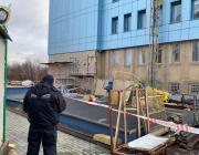 В центре Минска рабочий сорвался с 14 этажа