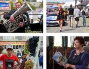 «Украинский шпион», бывший офицер ФСБ на страже природы, выборы, Полесский виноград, конкурс «Автоледи» и уникальная книга о Пинске
