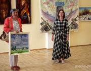 В Пинске открылась художественная выставка
