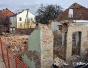 В Пинске на улице Брестской снесут частные дома?