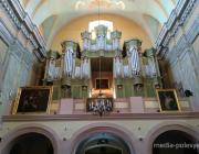 В Пинске начнут обучать игре на органе