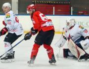 В Пинске студенческие хоккейные команды поборются за Кубок и золотые медали