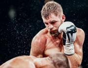 Белорусский боксер защитил чемпионский пояс WBA Continental