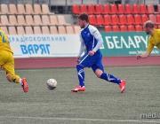 Пинская «Волна» на своём поле проиграла клубу из Смолевичей