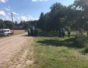 Один погиб, второй в реанимации. Лунинецкие дачники повздорили в Солигорском районе