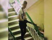 Взрыв и стрельбу в колледже Керчи устроил студент. Он застрелился