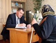 С какими вопросами идут граждане на личный прием к прокурору