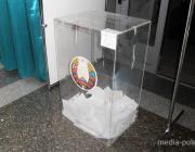 Из пятерых зарегистрированных в Лунинце кандидатов в депутаты по ТВ и радио выступит один